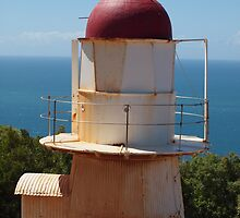 Old Lighthouse by Fiona Allan Photography