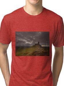 Brentor Church gothic Tri-blend T-Shirt