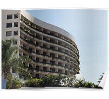 Hilton Hotel - Cairns, Queensland Poster