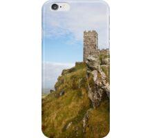 Brentor Church Dartmoor  iPhone Case/Skin