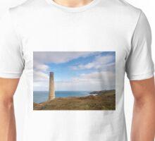 Levant Mine Historical coastline of cornwall Unisex T-Shirt