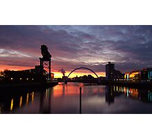 Colourful Clyde Photographic Print