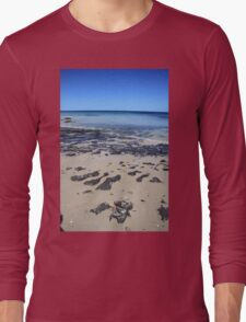 Sun Beach Long Sleeve T-Shirt
