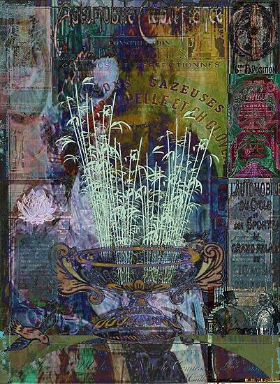 Liberty Reflection by Sarah Vernon