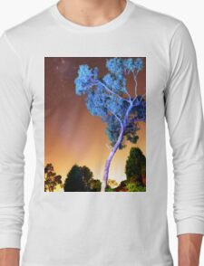 Blue Tree Long Sleeve T-Shirt