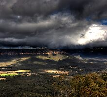 Megalong Valley #2 | Blue Mountains | Australia HDR by Bill Fonseca