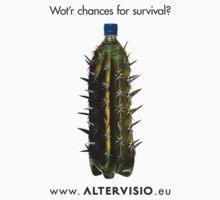 Wot'r Chances for Survival? by federicografia