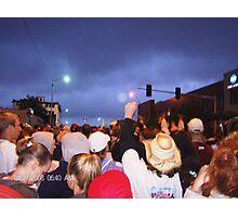 Oklahoma City Memorial Marathon Photographic Print