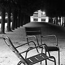 Les Chaises by Virginia Kelser Jones