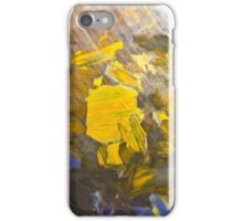 African quartz macro iPhone Case/Skin