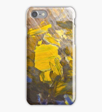 African quartz macro iPhone Case/Skin