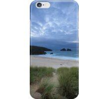 Holywell Bay Sunset iPhone Case/Skin