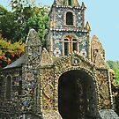 Les Vauxbelets (Vo-bel-eh) Little Chapel, Guernsey by sarnia2