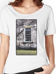 Retro Window Women's Relaxed Fit T-Shirt