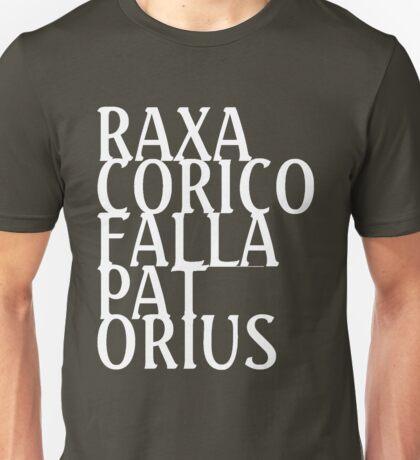 RAXA CORICO FALLA PAT ORIUS (white) T-Shirt