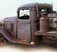 The Old Truck by CarolM