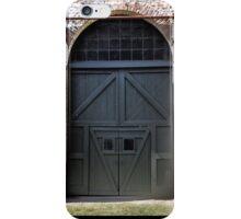 Railway Door iPhone Case/Skin