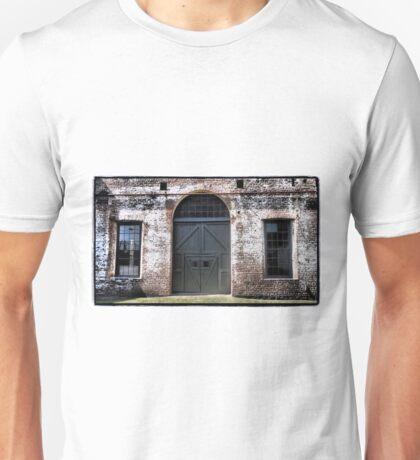 Railway Door Unisex T-Shirt
