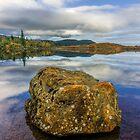 Rock Lake by Ian Mitchell