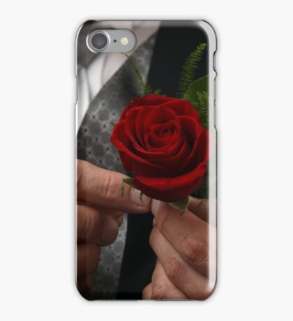Finishing Touch iPhone Case/Skin