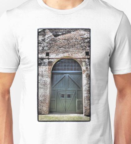 Railway Door II Unisex T-Shirt