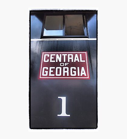 Central of Georgia Photographic Print