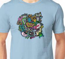 Chaos in Colour Unisex T-Shirt