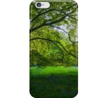 Bluebell Meadow iPhone Case/Skin