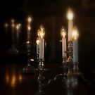 Electric Candles by Karen Martin