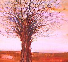 Winter Dawn by anngramat
