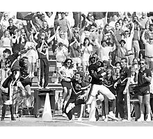 TOUCHDOWN Photographic Print