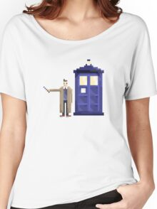 Retro Who Women's Relaxed Fit T-Shirt
