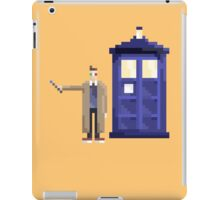 Retro Who iPad Case/Skin