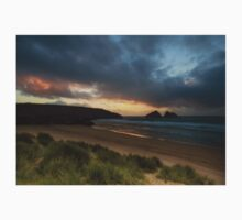 Holywell bay newquay cornwall One Piece - Short Sleeve