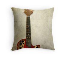 Mandolin Throw Pillow