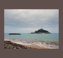 St Michaels Mount Cornwall One Piece - Short Sleeve