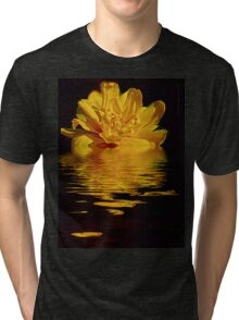 Tulip Reflections Tri-blend T-Shirt