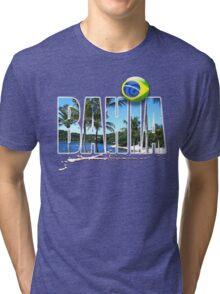 bahia brazil Tri-blend T-Shirt