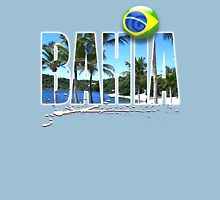bahia brazil Womens Fitted T-Shirt