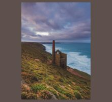 Wheal Coates tin mine Baby Tee