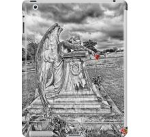 Angel Tears - Selective Color iPad Case/Skin