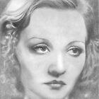 Tallulah Bankhead by Karen Townsend