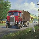 AEC Mammoth Major Mk II by Mike Jeffries