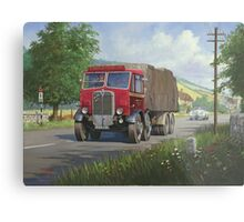 AEC Mammoth Major Mk II Metal Print