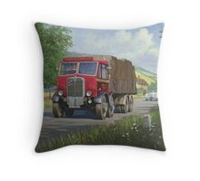 AEC Mammoth Major Mk II Throw Pillow