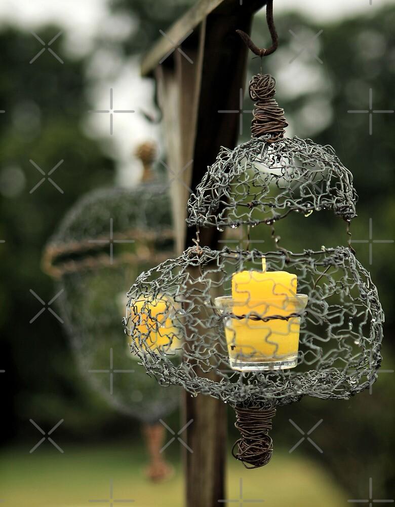 Wire Lanterns by Rachel Leigh