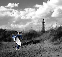 Long Walk Back... by Barbara Simmons