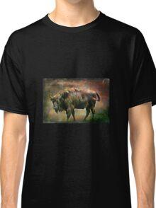 European bison(Poland) Classic T-Shirt