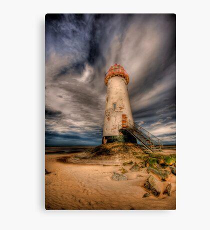 Talacre Lighthouse Canvas Print