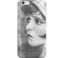 Clara Bow iPhone Case/Skin